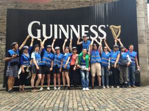 Taste of Dublin tour